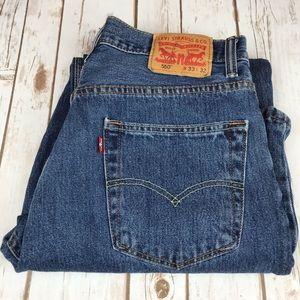 Levi's 550 All Cotton Relaxed Fit Jeans